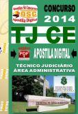 Apostila TJ CE Tecnico Judiciario Area Administrativa 2014