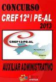 Apostila Concurso Cref 12 PE AL Auxiliar Administrativo
