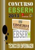 Apostila Concurso Esberh HUB 2013 Tecnico Enfermagem