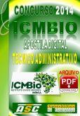 Apostila Concurso ICMbio 2014 Tecnico Administrativo