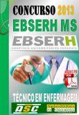 Apostila Concurso Ebserh MS Tecnico Em Enfermagem 2014
