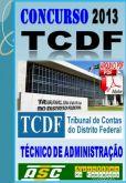 Apostila Concurso TCDF Tecnico De Administracao 2014
