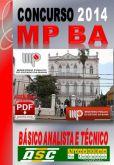 Apostila Concurso MP BA Analista Tecnico 2014