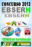 Apostila Concurso Ebserh RN Tecnico Em Enfermagem 2014