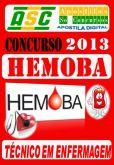 Apostila Concurso Hemoba 2013 Tecnico em Enfermagem