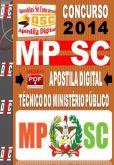 Apostila Concurso MP SC Tecnico Do Ministerio Publico 2014