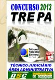 Apostila TRE PA Tecnico Judiciario Area Administrativa