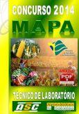 Apostila Concurso Tecnico De Laboratorio MAPA 2014
