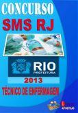 APOSTILA CONCURSO SMS RJ TECNICO DE ENFERMAGEM
