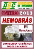Apostila Concurso Hemobras 2013 Conhecimentos Basicos